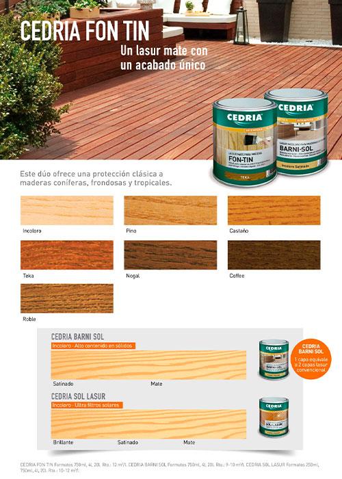 Acabados exteriores para casas de madera carpinteria david